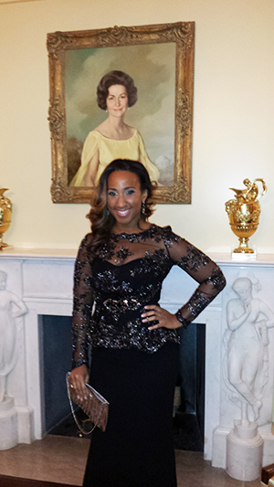 Attended the Obama White House State Dinner for French President François Hollande